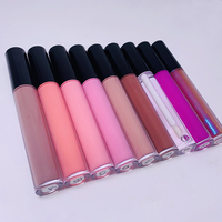 2020 new launch Custom your brand hydrating Private label 24 colors lip gloss vendor