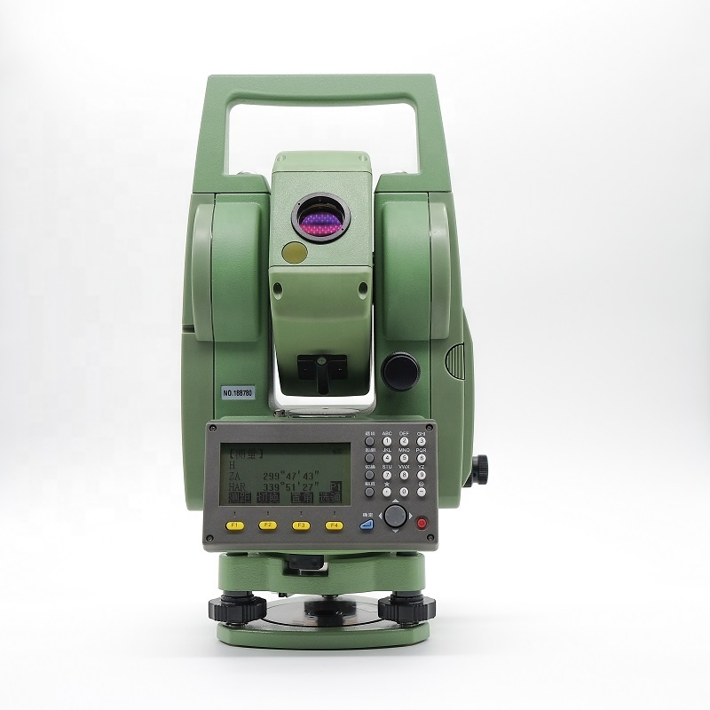 English Edition MTS-802 2 seconds accuracy Total Station ATS-120A /Topcon TOTAL STATION/leica-geomax total station