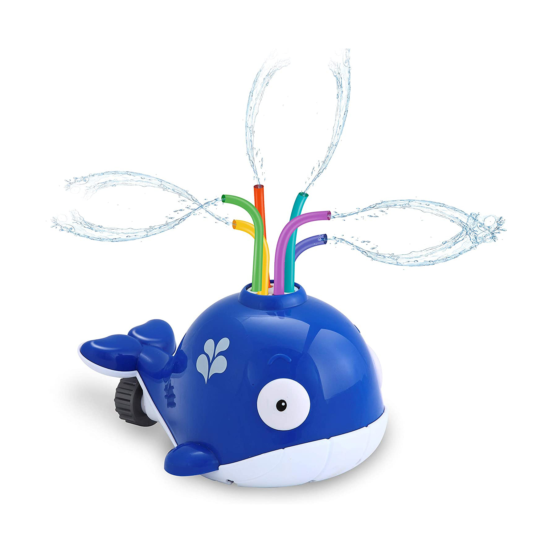 Splash Whale Yard Water Sprinkler Lawn Sprinkler for <strong>Kids</strong> <strong>Outdoor</strong> Sprinkler <strong>Toy</strong>