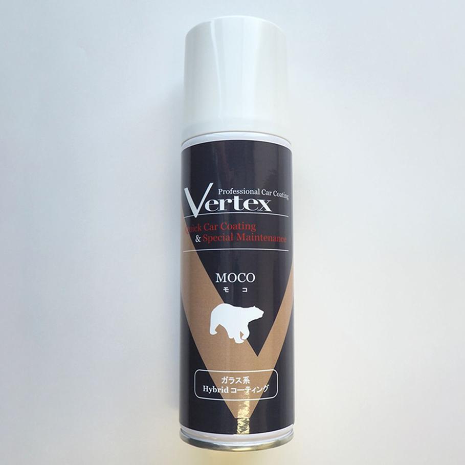 Japanese premium Vertex MOCO wholesale car care chemical products
