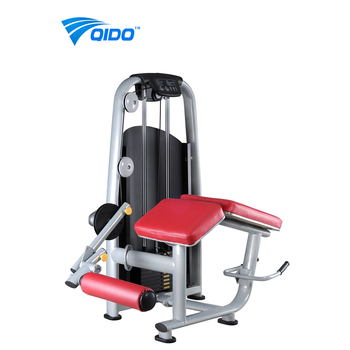 Qido Commercial multi bench press prone leg curl Fitness sport Gym Home leg machine