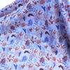 Korean Natural Silk Crepe Georegette 100% Print Silk Crepe Fabric