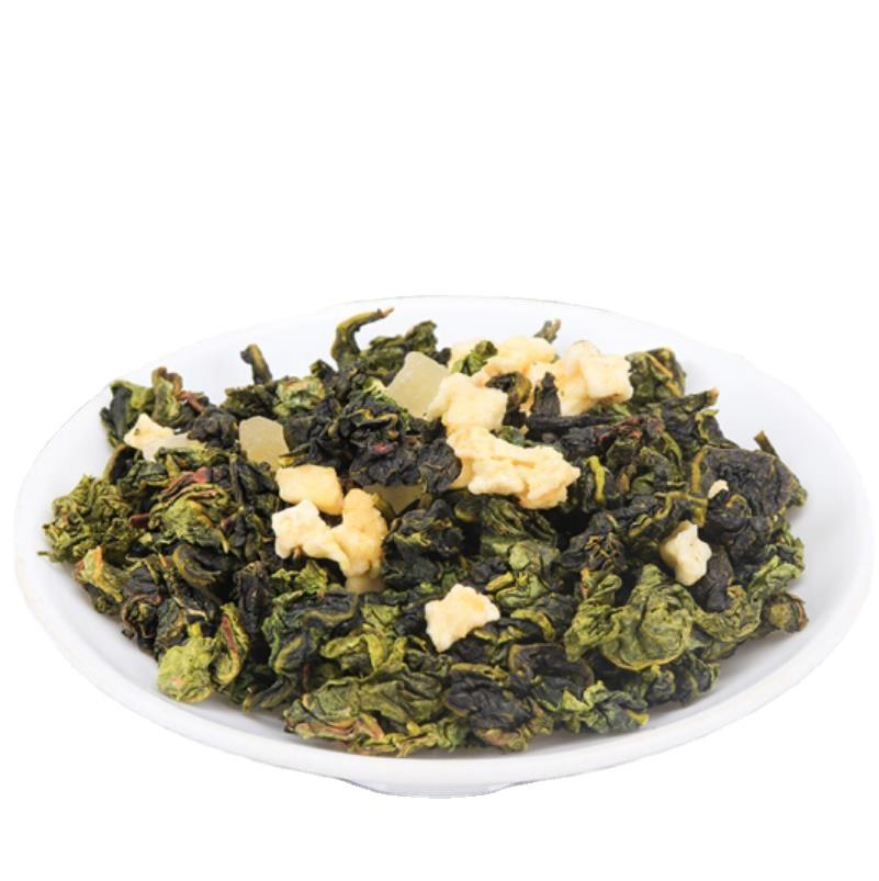High quality peach flavor oolong tea slimming beauty private label tea - 4uTea | 4uTea.com