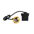 15000 Lux safety mining Portable rechargeable led miner headlamp