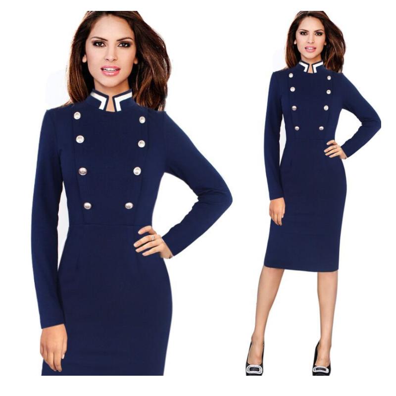 Women's Dress Long-Sleeved Elegant Tight Pencil Skirt  Lace Skirt MF-002#