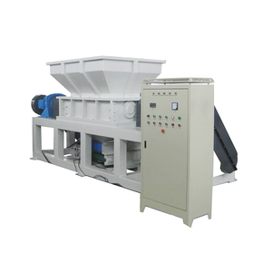 Widely Used Waste Plastic Shredder Machine for Sale