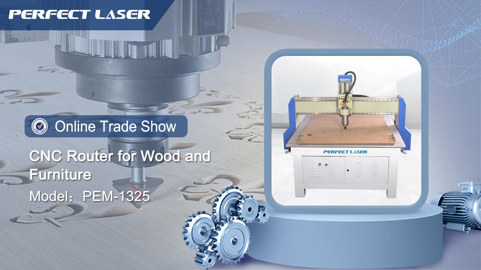 Máquina de grabado de piedra CNC Router PEM-1325C/corte de mármol/FigureStone/de corte de granito/de corte de aluminio