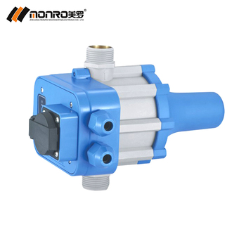 0007 EPC-1 Zhejiang Monro manufactory 50/60hz submersible pump low hydraulic adjusting water pump pressure switch