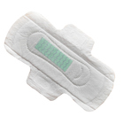 Perforated Super Soft Topsheet Anion Sanitary Napkin Pads