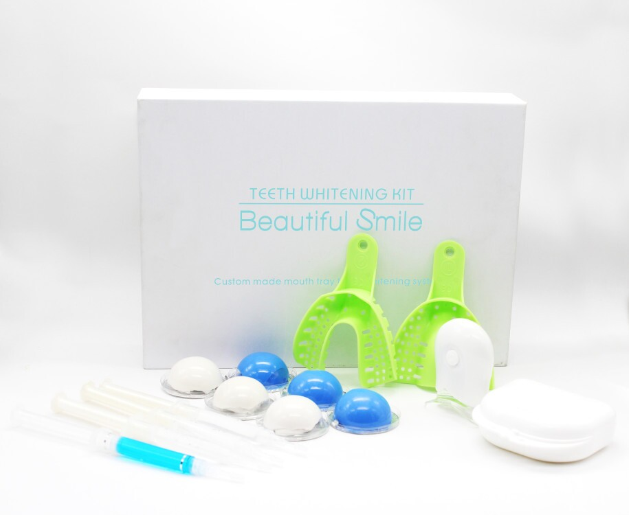 Luxury FDA Approved OEM Private Logo Teeth Whitening Kit