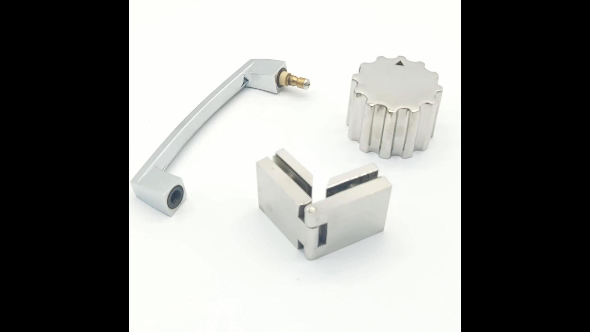 Luwu — offre spéciale, Construction, laiton, impression 3D, moulage par injection