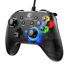 GameSir T4w <span class=keywords><strong>USB</strong></span> Wired <span class=keywords><strong>Joystick</strong></span> Dual Vibratie <span class=keywords><strong>Game</strong></span> <span class=keywords><strong>Controller</strong></span> voor Windows (7/8/9/10) PC