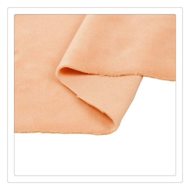 make to order spandex super soft plush fabric for toys