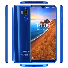 Gratis Schip OUKITEL K9 Grootste Full Screen Android Mobiele Telefoon Smart Unlock 4G, Dual <span class=keywords><strong>SIM</strong></span> RAM4GB ROM64GB