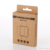 Custom cheap brown kraft paper cake box design wedding cake pop box