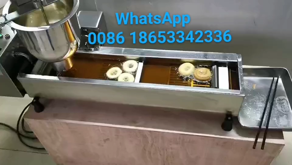 Commercial industrial automatic doughnut machine/ mini Donut Making Machine for sale