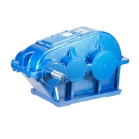 zq jzq series parallel shaft reduction gearbox reducer zq 350 gearbox with speed raio 40.17