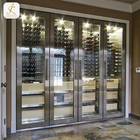 glass wine cabinets golden metal stainless steel antique white wine cabinet stainless steel metal corner wine cabinet