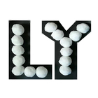 Lvyuan Water Swimming Pool Pop Treatment Polyester Snow Balls Fiber Media For Sand Filter