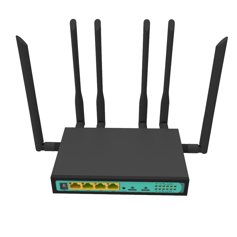 Dual <strong>sim</strong> lte 4G wifi wireless router