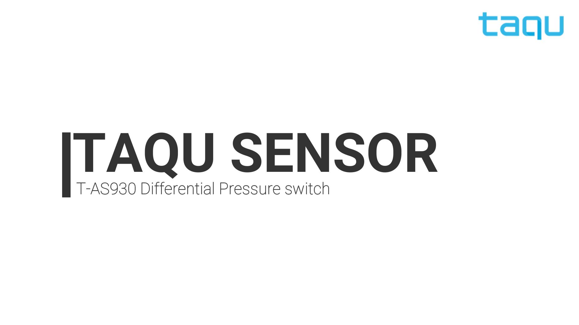 مفتاح الضغط التفاضلي تاكو 200, مفتاح ضغط هوائي بقدرة 20-باسكالتستخدم في أداء التمارين الرياضية DB10
