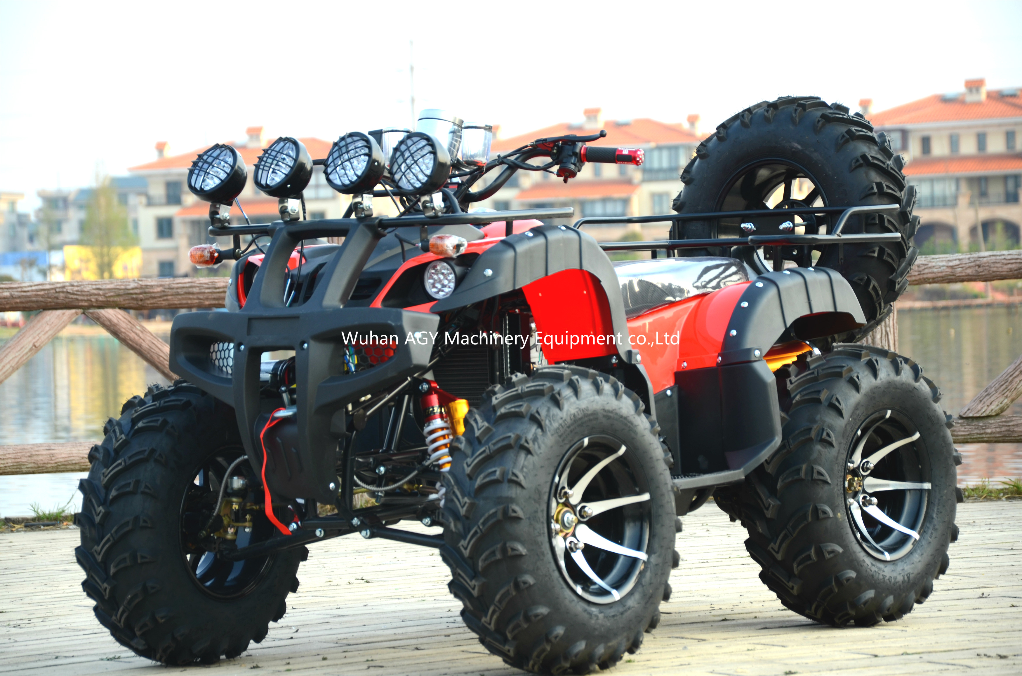 AGY professionale atv 250cc 4x4 quad