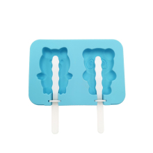 ซิลิโคน ICE POP Mould Professional แช่แข็ง MINI Ice Cream Popsicle Mold ICE Lolly