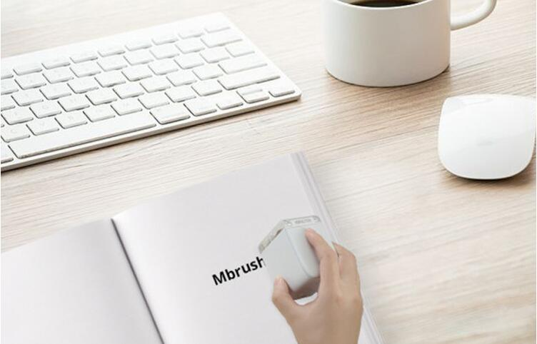 MBrush Portable MINI Color Printer The World's Smallest Mobile Color Printer factory