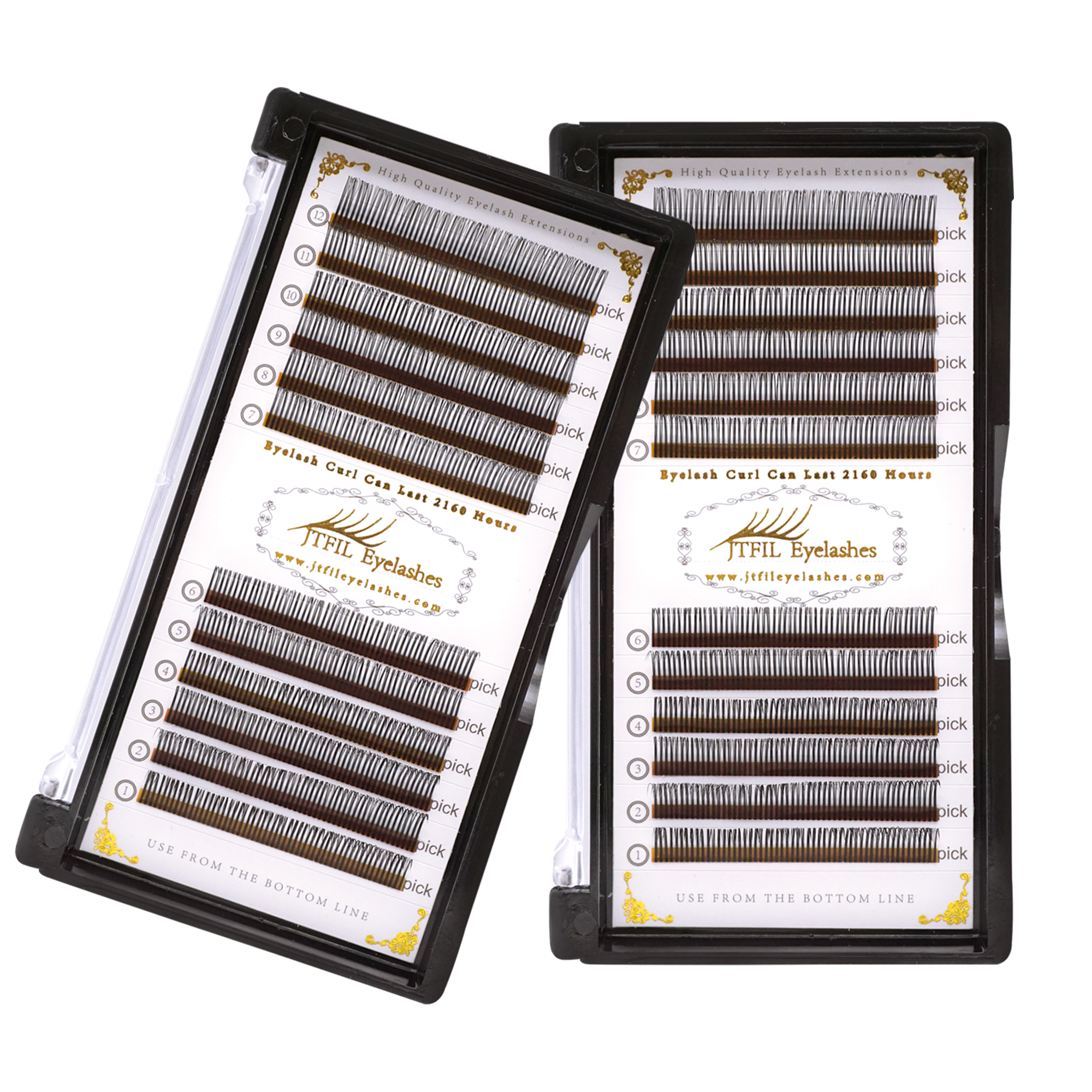 Best quality 0.07mm easy to use Volume lashes wholesale eyelash extensions 5D Russia Rapid Blooming, Black