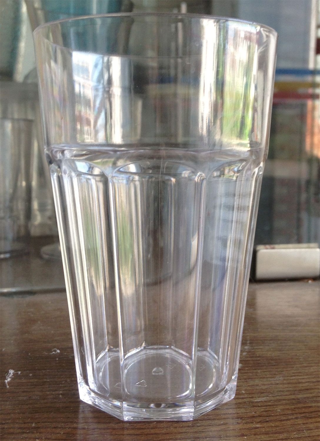 12ozAcrylic water cup MS