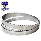 SSS High cost performance band saw blade for meat and bone cutting saw machine