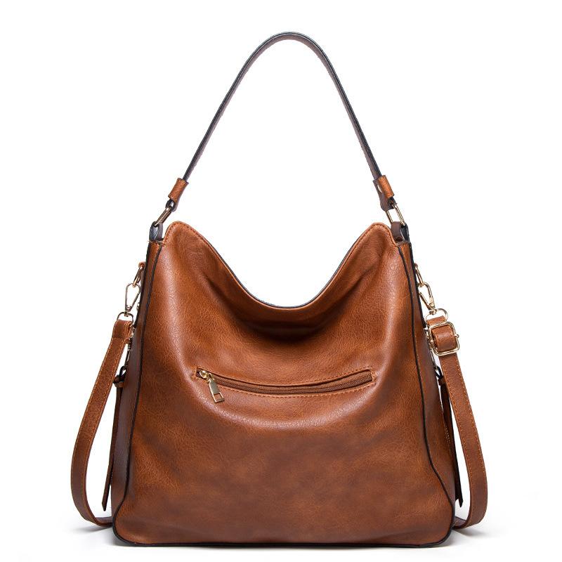 2020 ladies designer hand bag Shoulder Tote Zipper Purse PU Leather Satchel Crossbody Bag Newest bags women handbags