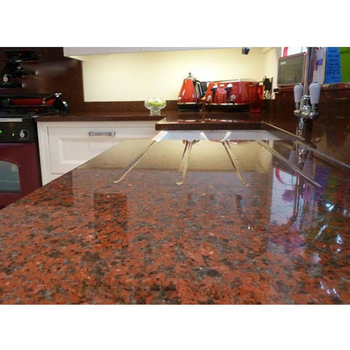 Red Granite Kitchen Countertop - Buy Red Granite Kitchen Countertop Product  on Alibaba.com