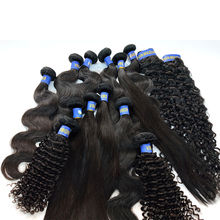 Befa Haar Gratis Monster Dropshipping 100% Een Donor Losse Golf Braziliaanse Raw Remy Virgin Cuticula gebonden Human Hair Extensions