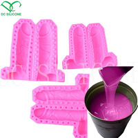 100% Food Grade Silicone Rubber Raw Material For Penis Making Or Penis Mold Making