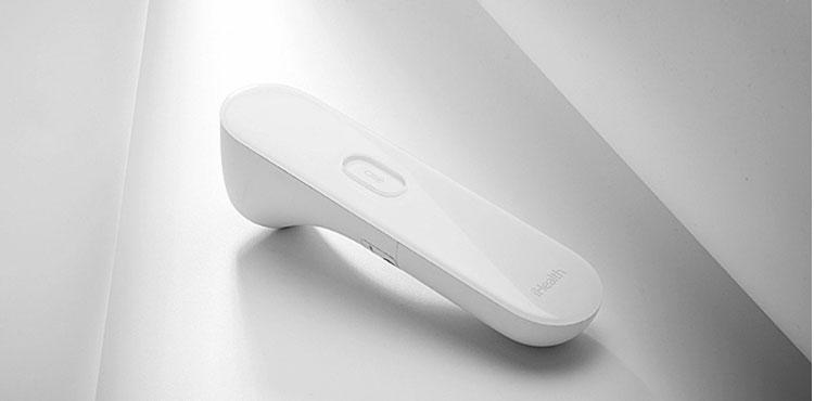 Original Xiaomi Mijia iHealth Infrared thermometer - KingCare   KingCare.net
