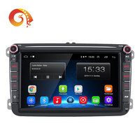 Orginal Gps Navigation System Touch Screen 2din Android Video Car Radio For Vw Tiguan Passat B5 Beetle Caddy Scirocco
