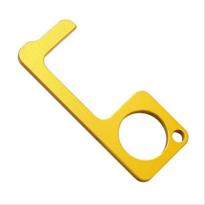 การแยกKeyประตูContactlessลิฟท์ประตูเปิดเครื่องมือทองเหลืองEDCประตู