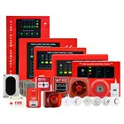 Conventional fire alarm speaker with led flashing light speaker for control panel 2166
