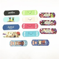 New Products Custom Printed Cartoon Medical Plaster with FDA