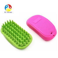 3 in 1 Dog Bath Brooming Brush Pet Massage Comb