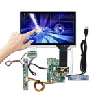 high brightness 10.1 inch 1280x720 vga laptop tft touch screen lcd module panel pc computer advertising display controller board