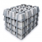 Lead ingot for storage battery