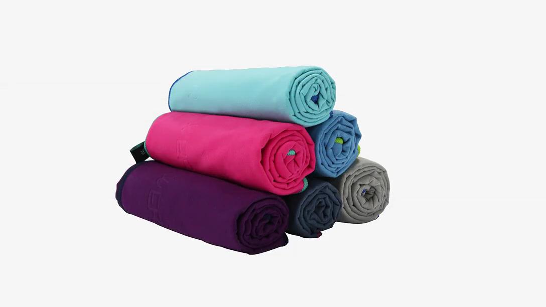Yoga Towels Microfiber Non Slip Yoga Mat Towel (24 x 72)