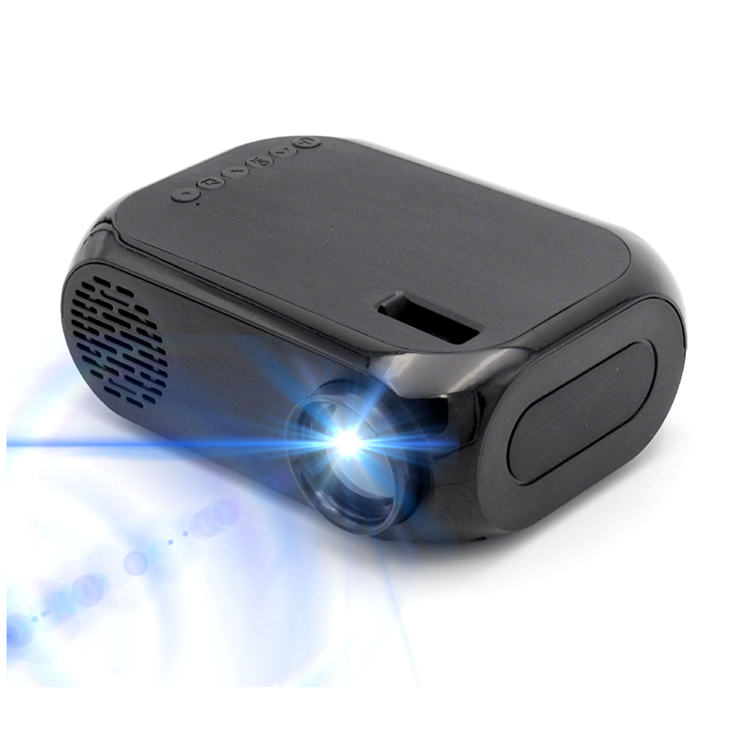 Factory Direct sale Portable Tft Lcd Projector Mini Multimedia Projector