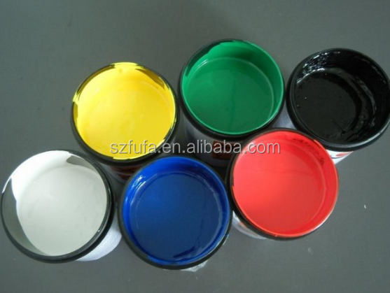 Swiss Color screen printing ink/UV ink