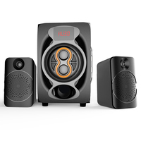Best Loud Active 2.1 Home Theater Super Bass Multimedia Professional Speaker