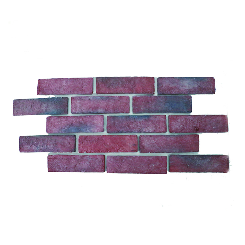 fire resistance faux wall decorative exterior wall stone brick