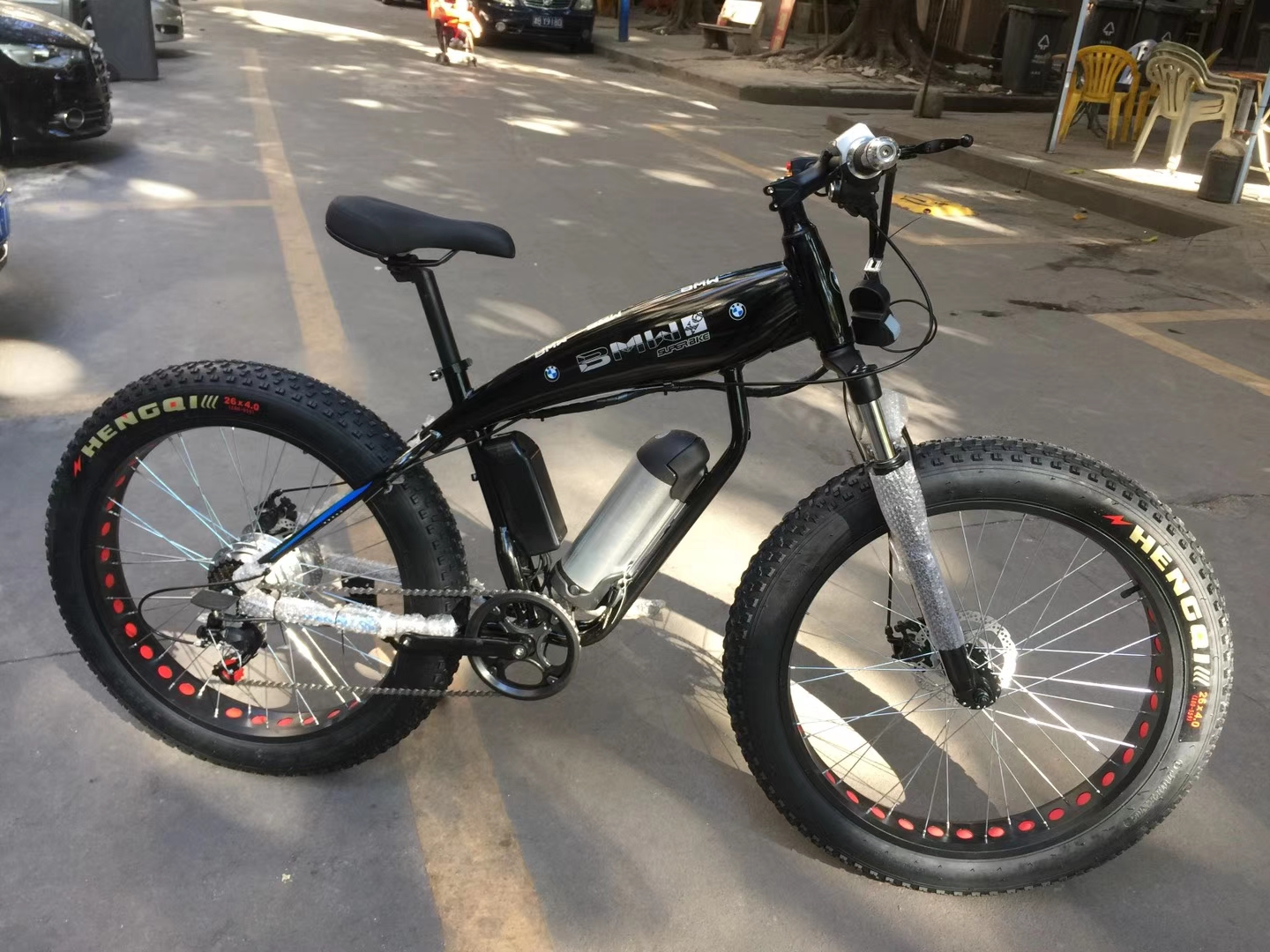36V 250W 26inch fat tyre  Mountain Electric Bike / Electric Bicycle 2019 / Fat Tire Cheap e Bike