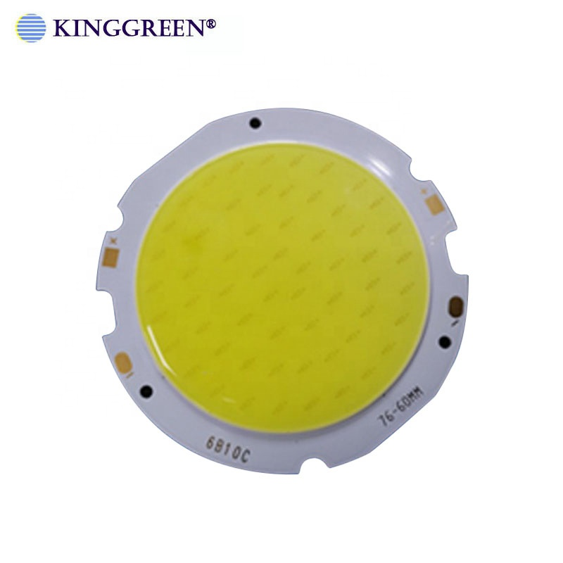 High Quality COB LED 20W 25W 30W 50W Round Type COB LED Chip For Down Light